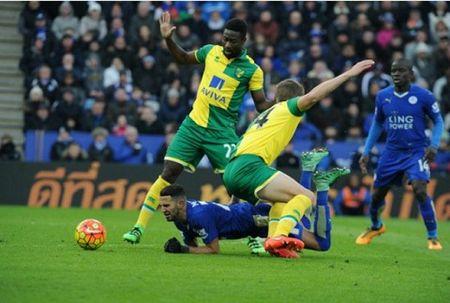 Leicester hut chet truoc Norwich: Bai hoc di doc tri doc - Anh 1