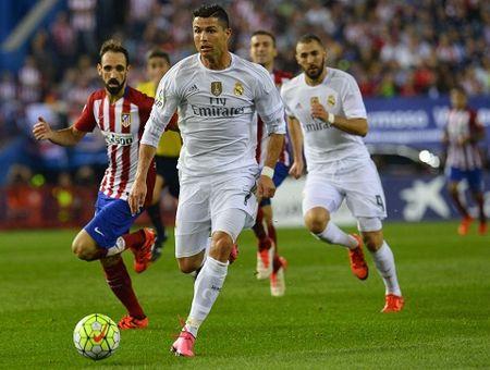"Zidane: ""Tat ca cau thu Real deu dang ung ho Ronaldo"" - Anh 1"