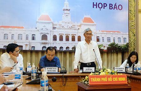TP.HCM ban giai phap chong toi pham - Anh 1