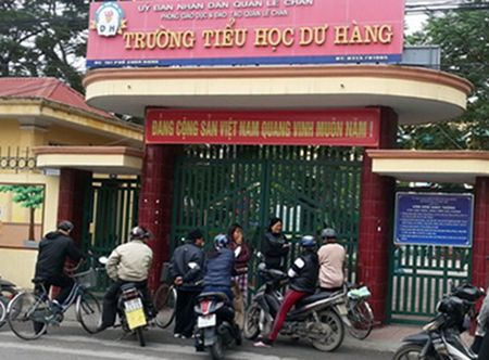 Su that ve hoc sinh tieu hoc o Hai Phong bi du choi ma tuy - Anh 1