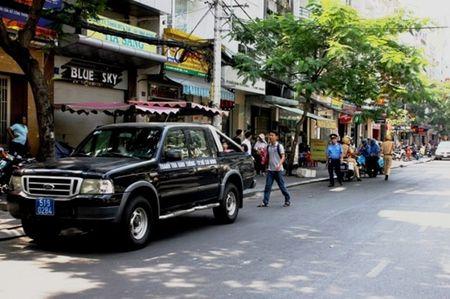 TP. Ho Chi Minh: Quyet lap lai trat tu giao thong - Anh 1