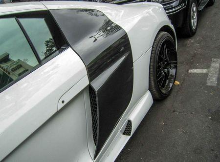 Audi R8 V10 tai Sai Gon do goi than vo den tu Duc - Anh 11