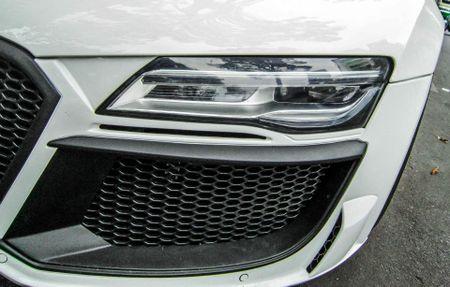 Audi R8 V10 tai Sai Gon do goi than vo den tu Duc - Anh 6
