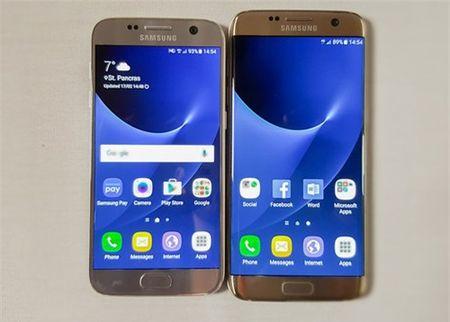 Galaxy S7 la smartphone co man hinh dep nhat - Anh 2