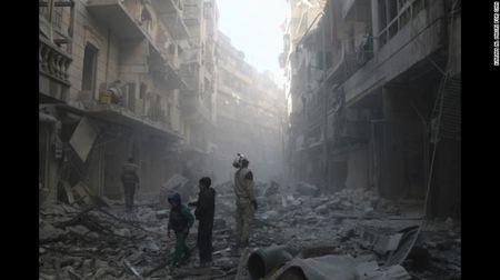 Thap thom ngung ban o Syria - Anh 1