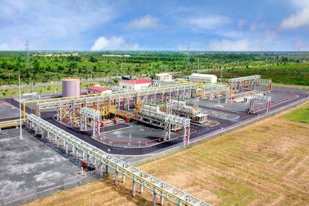 PV Gas South xay dung tram chiet LPG tai Ca Mau - Anh 1