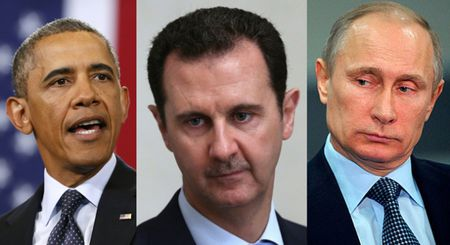 "Nga lo giai phap o Syria, My sap ""dieu binh khien tuong""? - Anh 1"
