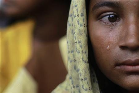 Phu nu o Bangladesh bi ban sang Syria lam no le tinh duc - Anh 1