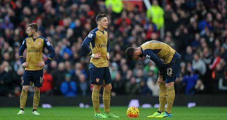 Wenger: 'Moi nguoi da qua nhay cam voi that bai cua Arsenal' - Anh 1