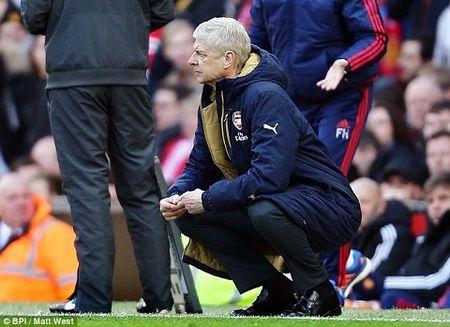 Wenger: 'Moi nguoi da qua nhay cam voi that bai cua Arsenal' - Anh 2