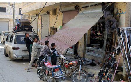 Lenh ngung ban o Syria: Khoang lang truoc con bao? - Anh 1