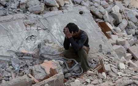 Lenh ngung ban o Syria: Khoang lang truoc con bao? - Anh 2