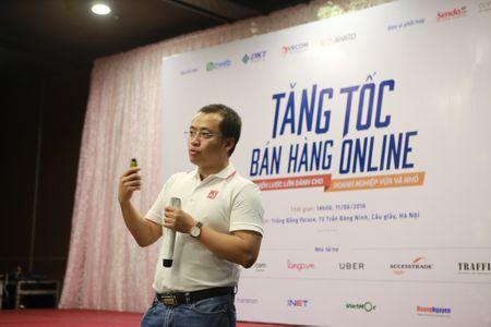 """""""Doanh nghiep ban hang online nen cham dut khuyen mai ao"""" - Anh 1"""