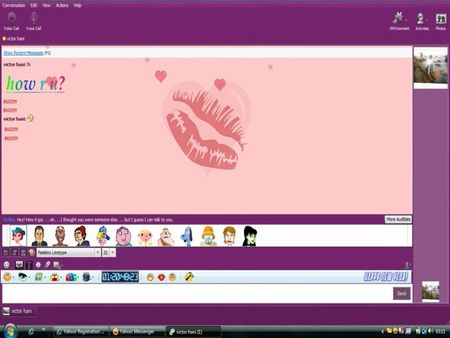 Yahoo Chat 'huyen thoai' sap bi khai tu - Anh 1