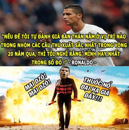 HAU TRUONG (12.6): CDV Anh co tinh than 'thuong vo', Ronaldo 'quang luu dan' - Anh 5