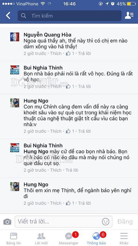 Phong vien buc xuc vi bac si ao uoc 'ca nganh bao yen nghi' - Anh 1