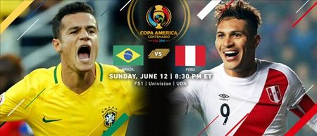 Thong tin va du doan tran Brazil vs Peru, 07h30 ngay 13/06 - Anh 1