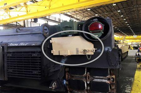 Vach tinh nang bi giau kin tren sieu tang M1 Abrams My - Anh 4
