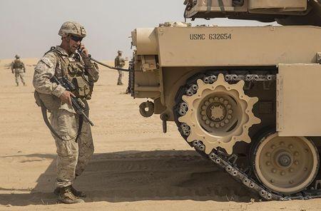 Vach tinh nang bi giau kin tren sieu tang M1 Abrams My - Anh 5