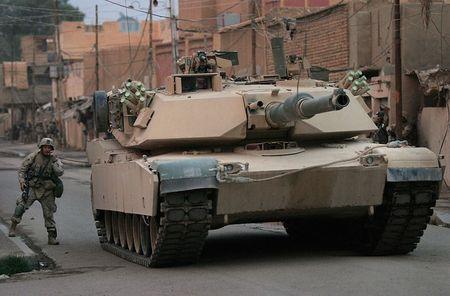 Vach tinh nang bi giau kin tren sieu tang M1 Abrams My - Anh 7