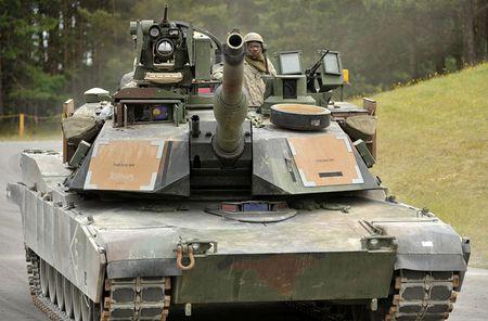 Vach tinh nang bi giau kin tren sieu tang M1 Abrams My - Anh 9