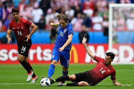 Euro 2016 Croatia 1 – 0 Tho Nhi Ky: Chi Modric la du - Anh 1