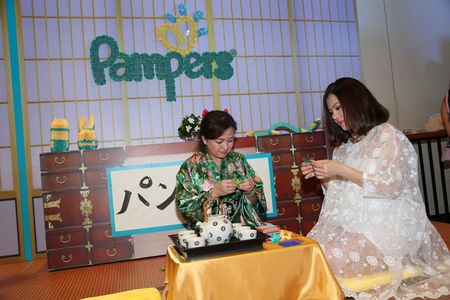 Ngay hoi Pampers Nhat Ban - Anh 1