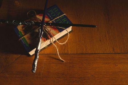 [Hinh anh] Dam cuoi duoc trang hoang theo phong cach Harry Potter - Anh 16