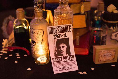 [Hinh anh] Dam cuoi duoc trang hoang theo phong cach Harry Potter - Anh 22