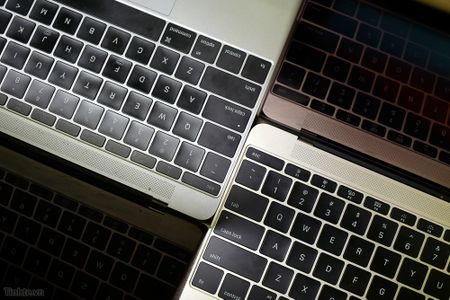 MacBook 12 2016 vs MacBook 12 2015: nhanh hon, manh hon, pin trau hon - Anh 6
