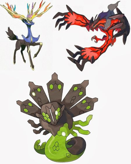 Choang voi tuyet chieu cua Zygarde trong Pokemon Sun va Pokemon Moon - Anh 1