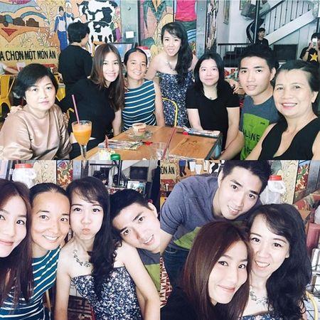 Sao Viet 12/6: Ky Duyen tro tai lam sushi, Si Thanh vong 3 cong vut - Anh 4