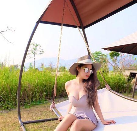 'Hot girl trieu phu' Thai Lan noi tieng an choi, sanh dieu - Anh 10