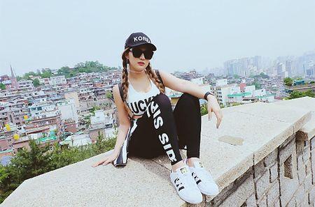 'Hot girl trieu phu' Thai Lan noi tieng an choi, sanh dieu - Anh 13