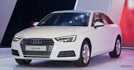 Chi tiet Audi A4 2016 gia tu 1,65 ty dong tai Viet Nam - Anh 1