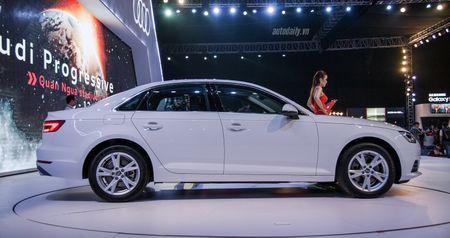 Chi tiet Audi A4 2016 gia tu 1,65 ty dong tai Viet Nam - Anh 2