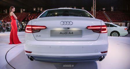 Chi tiet Audi A4 2016 gia tu 1,65 ty dong tai Viet Nam - Anh 3
