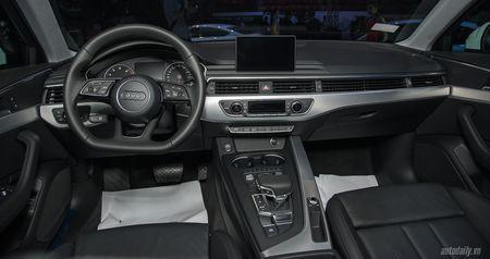 Chi tiet Audi A4 2016 gia tu 1,65 ty dong tai Viet Nam - Anh 4