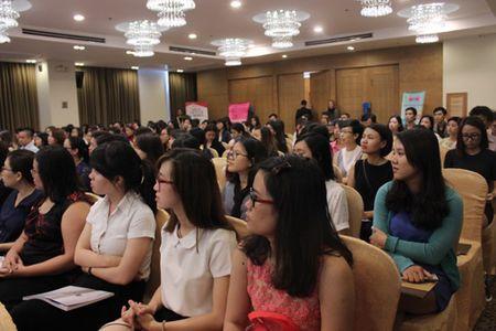 Sogal Vietnam Summit 2016: Khoi nghiep cung nu gioi - Anh 1