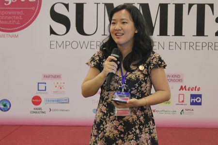 Sogal Vietnam Summit 2016: Khoi nghiep cung nu gioi - Anh 2