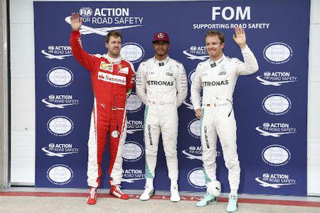 Phan hang Canadian GP: Hamilton vuot Rosberg doat pole - Anh 1