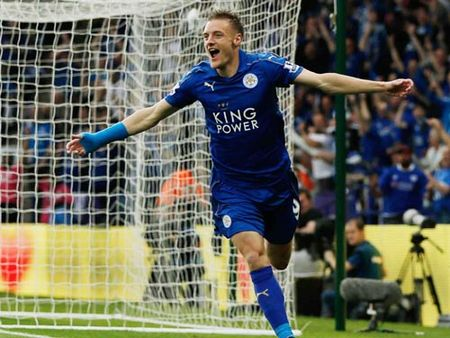 Bao Anh: Vardy bat ngo tu choi Arsenal, o lai Leicester - Anh 1