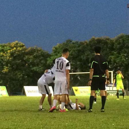 Thang dam 4-1, An ninh thu do gap VTV o chung ket Press Cup 2016 - Anh 2