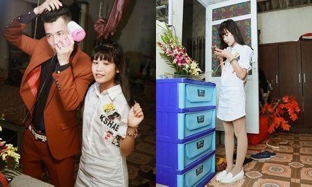 Con gai Hiep Ga 12 tuoi da duoc khen mat xinh, chan dai - Anh 3
