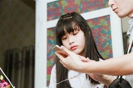 Con gai Hiep Ga 12 tuoi da duoc khen mat xinh, chan dai - Anh 5