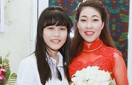 Con gai Hiep Ga 12 tuoi da duoc khen mat xinh, chan dai - Anh 9