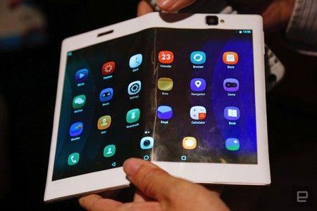 Lenovo trinh lang smartphone co the uon cong nhu dong ho - Anh 2
