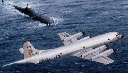 Viet Nam se mua may bay san ngam P-3C Orion cua My? - Anh 1