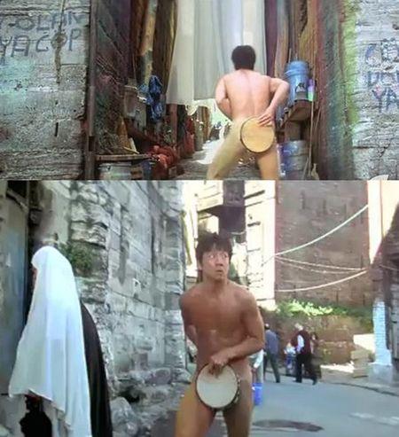 Nhung lan khoa than cua sao vo thuat Thanh Long, Trieu Van Trac... - Anh 2