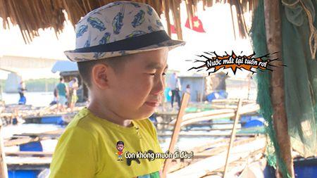 Bo oi minh di dau the mua 3: Dien vien Hai Anh noi gian - Anh 7